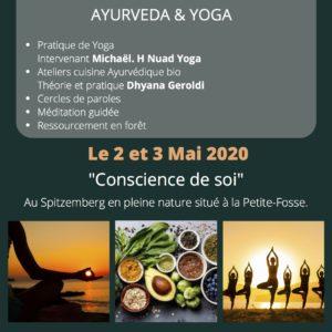 Séminaire Ayurveda & Yoga – 2 & 3 Mai 2020