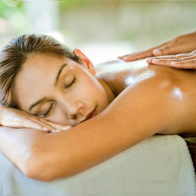 Massage du dos Lotus vedhyana
