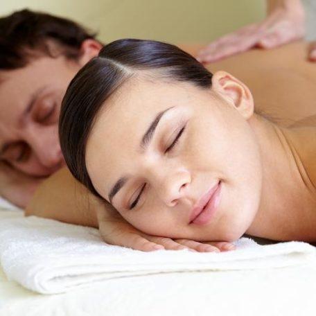 massage duo couple lotus vedhyana