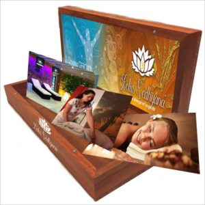 Coffret Veda Bon Cadeau Lotus Vedhyana