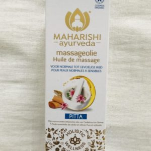 Huile de massage Pitta