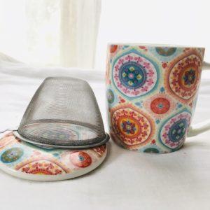 Mug Mandala coloré